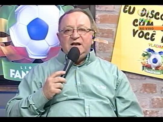 Bate Bola - Programa especial em homenagem ao Fernandão - Bloco 3 - 08/06/2014