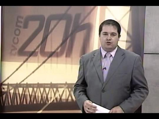 TVCOM 20 Horas - Ocupação Amarildo se instala na sede do Incra, em São José - Bloco 1 - 11/06/14