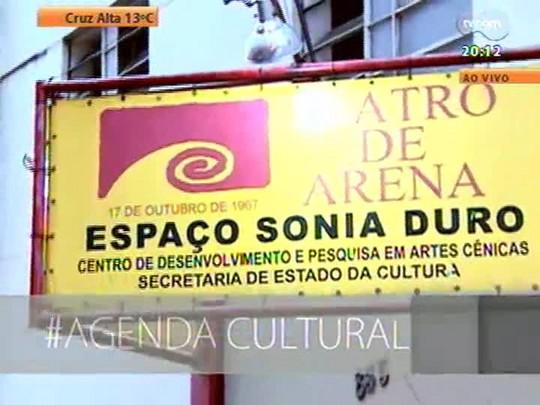 #PortoA - Agenda cultural da semana com Gabriela Bordasch