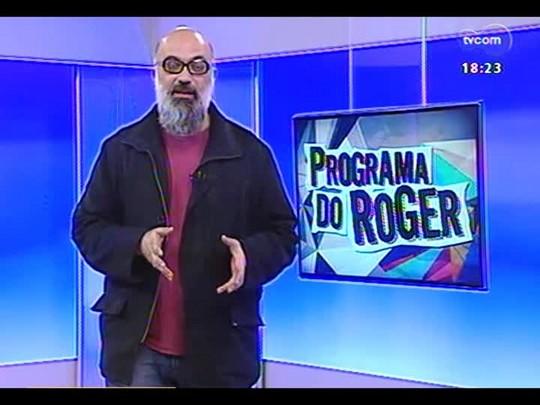 "Programa do Roger - Clipe Gaúcho: Luiza Caspary \""Probably\"" - Bloco 4 - 22/07/2014"