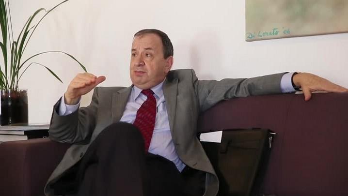 Entrevista com o Cônsul de Israel