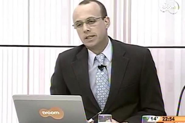 Conversas Cruzadas - Constitucionalidade do IPTU - 4º Bloco - 05/08/14