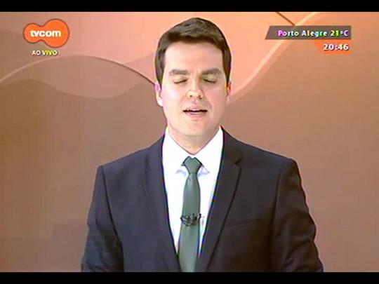 TVCOM 20 Horas - O lixo acumulado na cidade um dia após as eleições - Bloco 4 - 06/10/2014