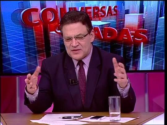 Conversas Cruzadas - Debate sobre a cartilha de comportamento dos jogadores da Seleção Brasileira - Bloco 03 - 24/10/2014