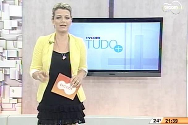 TVCOM Tudo + - Dicas para lavar, passar e conservar peças - 3º Bloco - 04/11/14