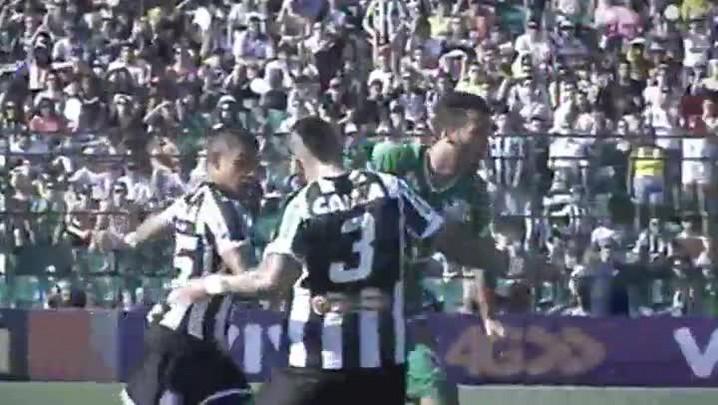 Bate Bola - Joinville garante Série A em 2015 - 1ºBloco - 09.11.14