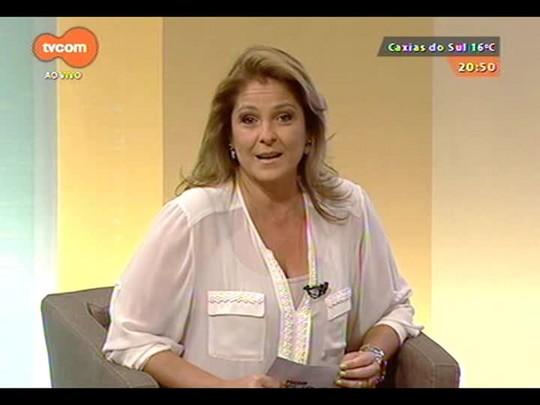 TVCOM Tudo Mais - Daniela Escobar e Juan Zapata falam sobre a complexidade da mulher