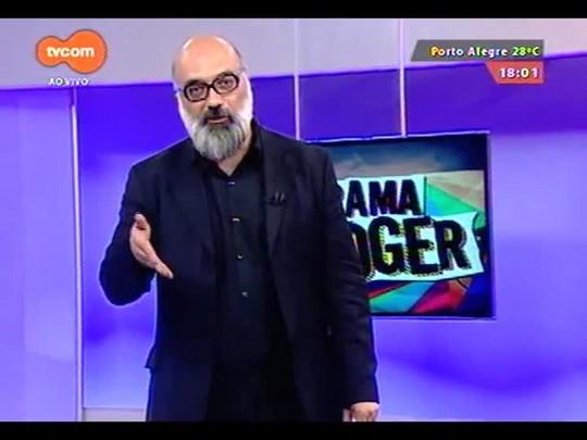 """Programa do Roger - Clipe \""""Viva a Relovução\"""", Capital Inicial - Bloco 2 - 18/11/2014"""