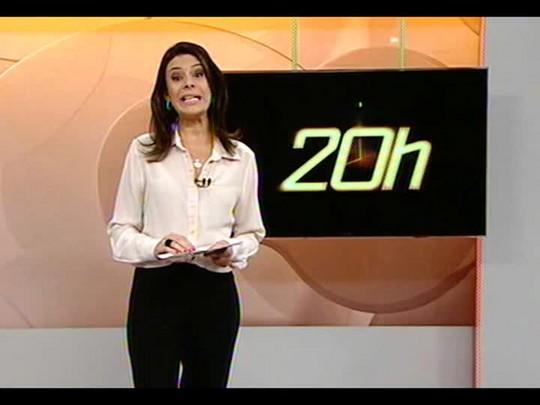 TVCOM 20 Horas - O impacto da rescisão de contrato da IESA com a Petrobrás na comunidade - 19/11/2014