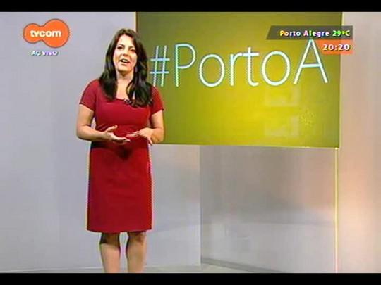 #PortoA - Repórter Leonardo Müller fala sobre o 'Circuito Banco do Brasil de Vôlei de Praia'