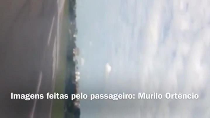 Com problemas técnicos, aeronave retorna ao Salgado Filho após decolagem
