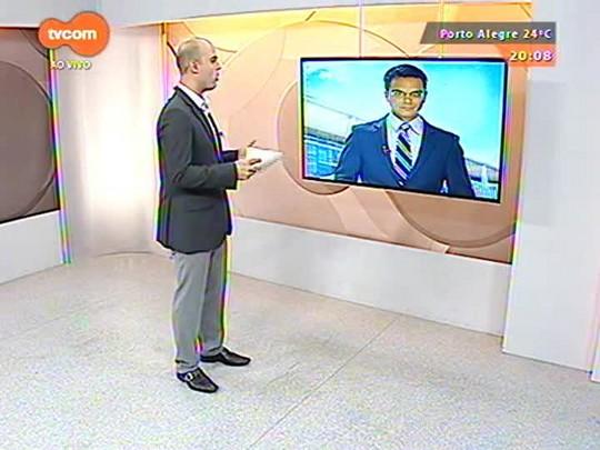 TVCOM 20 Horas - De Brasília, as informações sobre a posse de dois dos cinco nomes gaúchos que compõem o segundo mandato da presidente Dilma Rousseff - 02/01/2015
