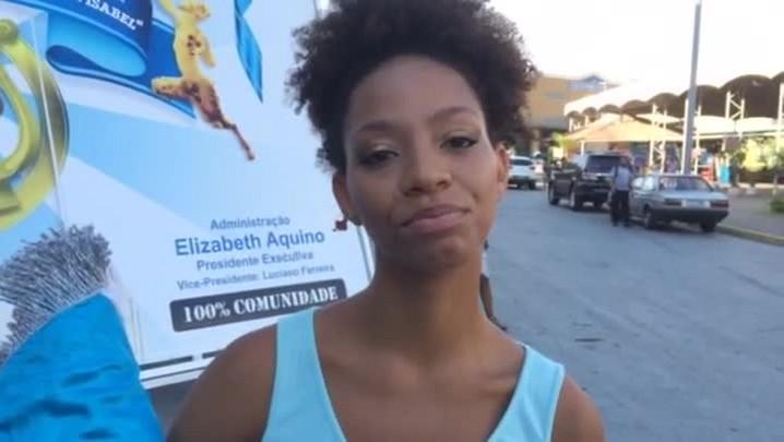 Carnavalesca e neta de Martinho: a jovem que encanta o mundo do samba