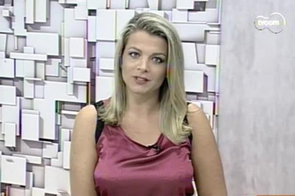 TVCOM 20h - Prefeito de Içara determina redução do salário de colegiado para reduzir gastos - 27.1.15