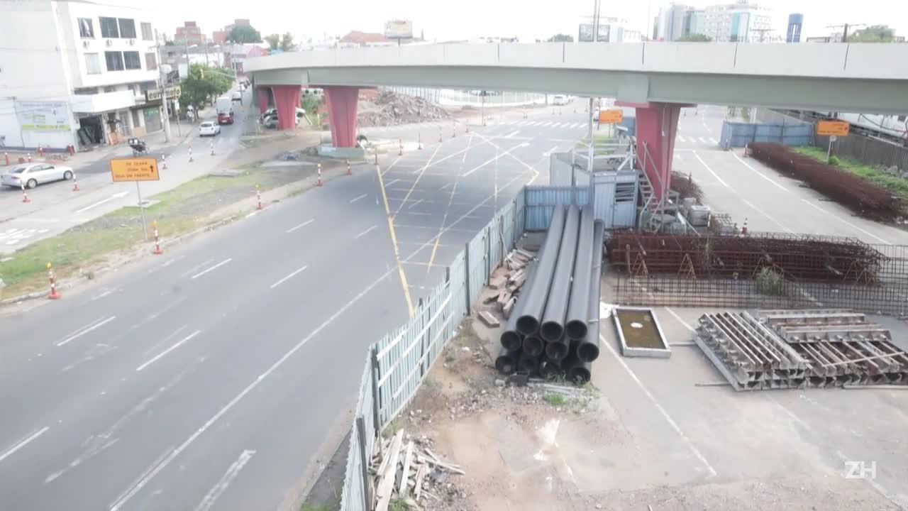 Obras da Copa: moradores e comerciantes lamentam atrasos