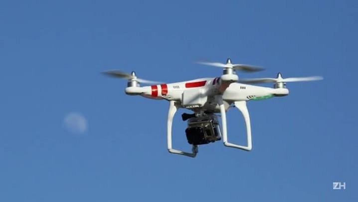 O mistério dos drones no céu de Paris