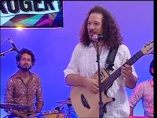 Programa do Roger - Chama Violeta - Bloco 2 - 06/03/15