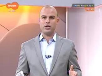 TVCOM 20 Horas - Vereador de Canoas é denunciado pelo MP por exigir parte dos salários de assessores - 27/03/2015