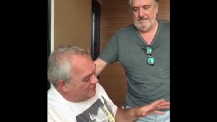 Zé Victor Castiel e João de Almeida Neto falam sobre o primeiro dia no Sala de Redação - 30/3/2015
