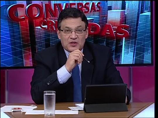 Conversas Cruzadas - Debate sobre judicialização da saúde - Bloco 2 - 27/04/2015