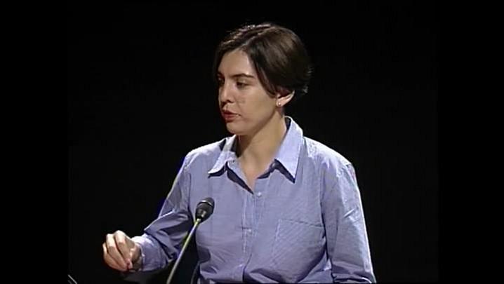 Adriana Calcanhoto - Sobre o sucesso e sua ida ao Rio - Entrevista concedida à TVCOM em 1997