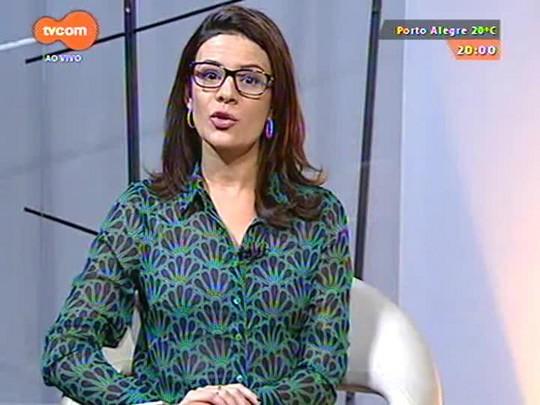 TVCOM 20 Horas - Pacote do ajuste fiscal chega à Assembleia Legislativa na tentativa de estancar a crise financeira do estado - 04/06/2015