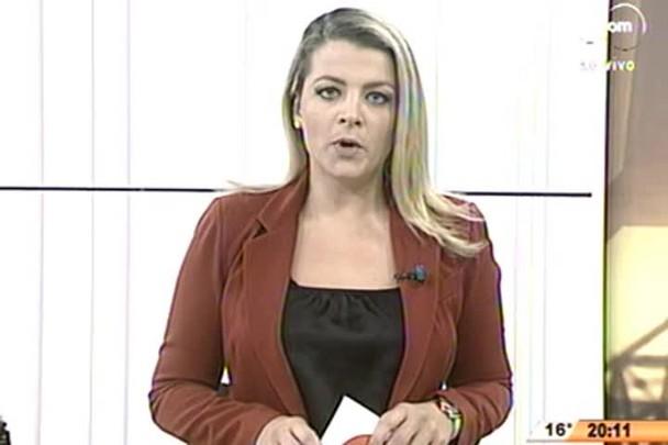 TVCOM 20 Horas - Trechos da BR 101 são parcialmente interditados até domingo - 16.06.15