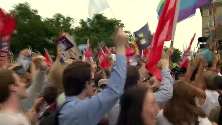 Suprema Corte dos EUA reconhece casamento gay no país