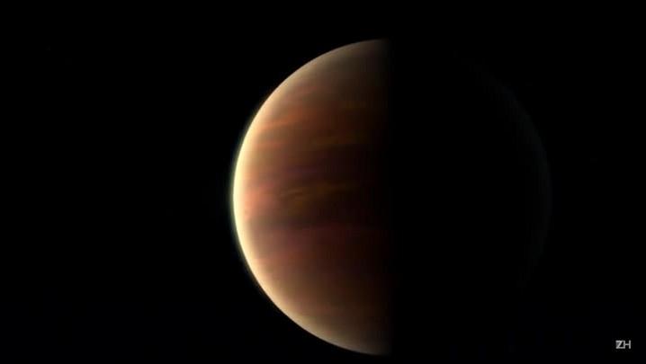 Brasileiros descobrem planeta semelhante a Júpiter