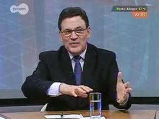 Conversas Cruzadas - Debate sobre o aumento do ICMS e a crise financeira no Rio Grande do Sul - Bloco 2 - 27/08/2015