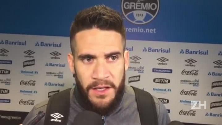 Marcelo Oliveira fala sobre a derrota na Arena