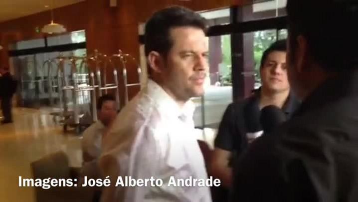 Técnico Argel fala do momento colorado antes do jogo contra o Palmeiras