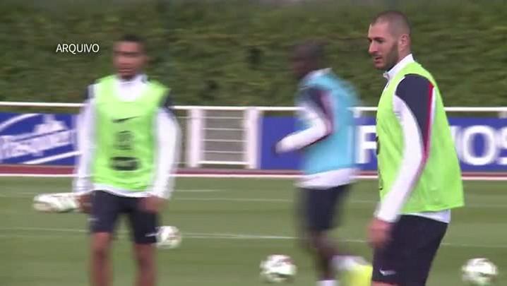Benzema presta depoimento em caso de suposta chantagem