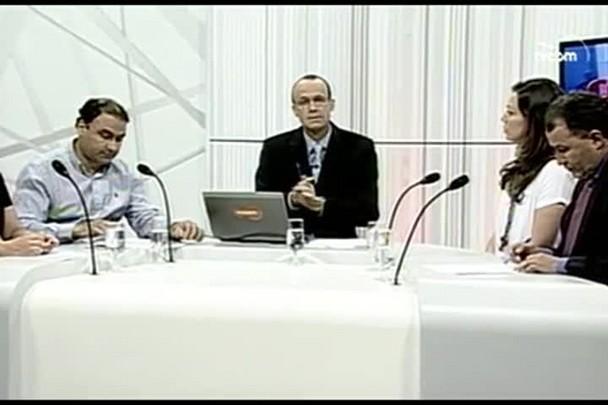 TVCOM Conversas Cruzadas. 2º Bloco. 23.11.15