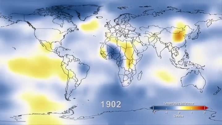 Temperaturas extremas ajudam a impulsionar acordo climático em Paris