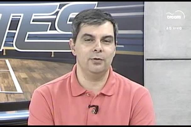 TVCOM Esportes. 2º Bloco. 10.12.15