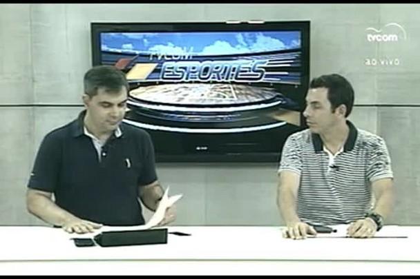TVCOM Esportes. 1º Bloco. 16.02.16