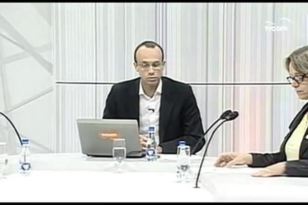 TVCOM Conversas Cruzadas. 3º Bloco. 02.03.16