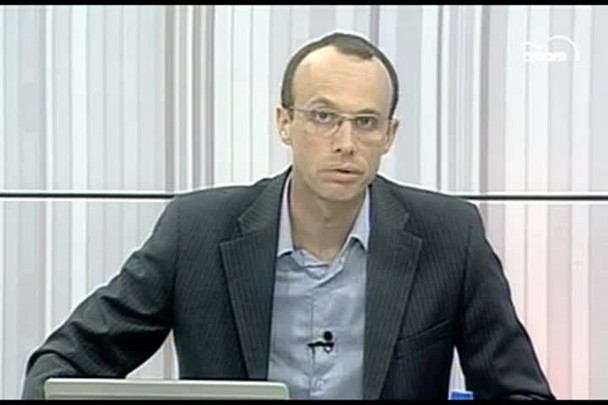 TVCOM Conversas Cruzadas. 1º Bloco. 09.03.16