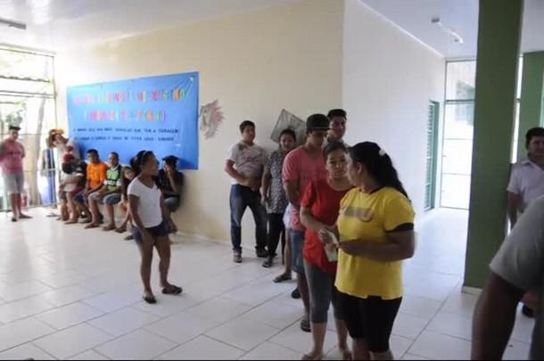 Confira como foi a 1° eleição eletrônica para Cacique no Brasil