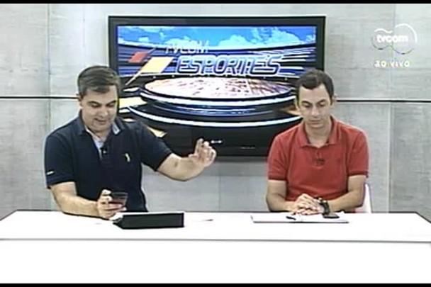 TVCOM Esportes. 4º Bloco. 12.04.16