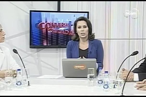 TVCOM Conversas Cruzadas. 2º Bloco. 03.05.16