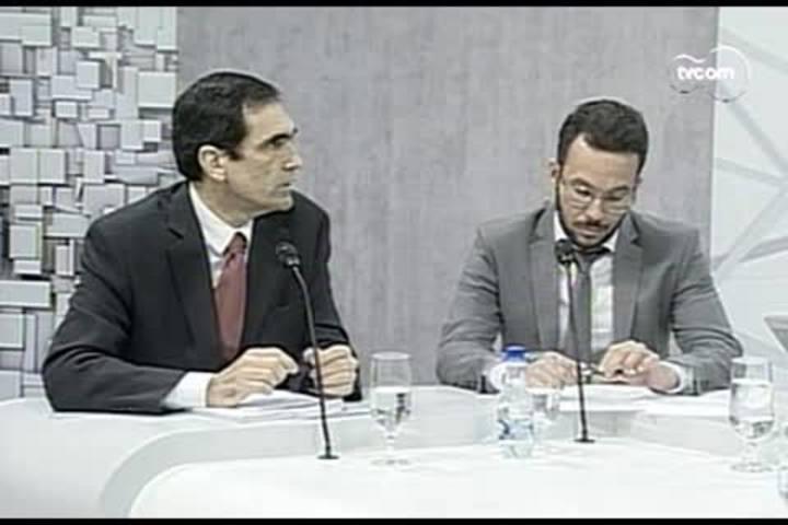 TVCOM Conversas Cruzadas. 1º Bloco. 06.05.16