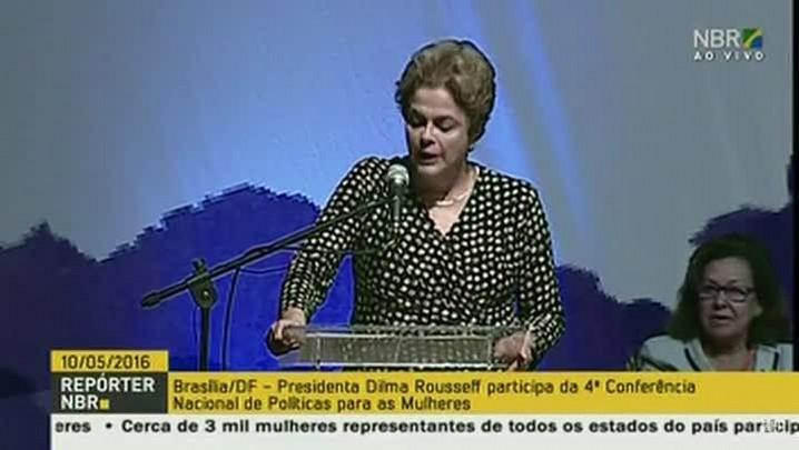 Dilma: 'último dia do meu mandato é 31 de dezembro de 2018'