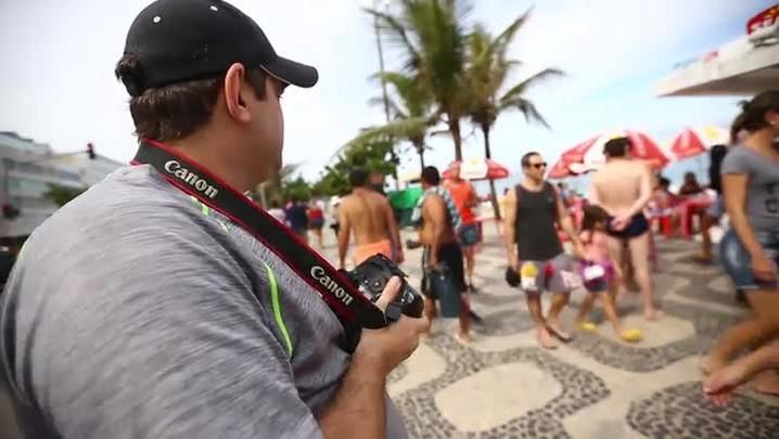 No rastro dos paparazzi: a rotina dos fotógrafos de celebridades