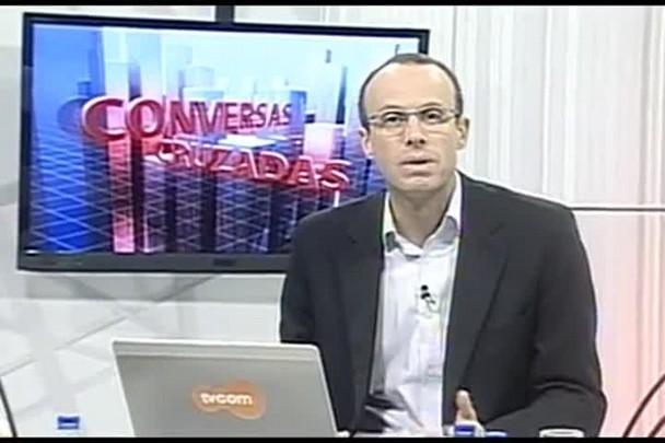 TVCOM Conversas Cruzadas. 3º Bloco. 30.06.16