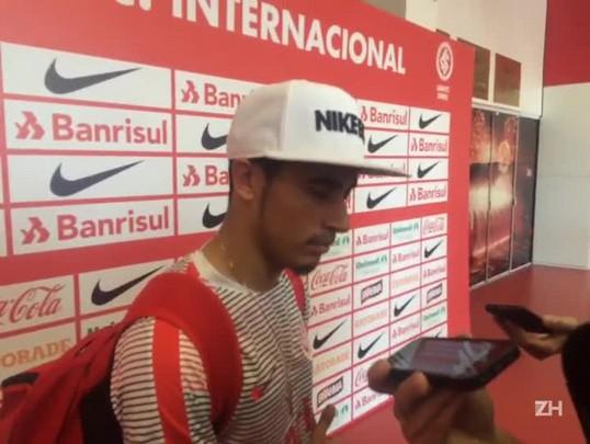 William diz que Inter entrou desconcentrado