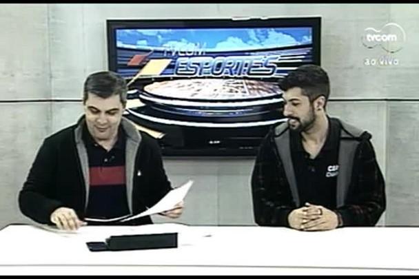 TVCOM Esportes. 4º Bloco. 19.07.16