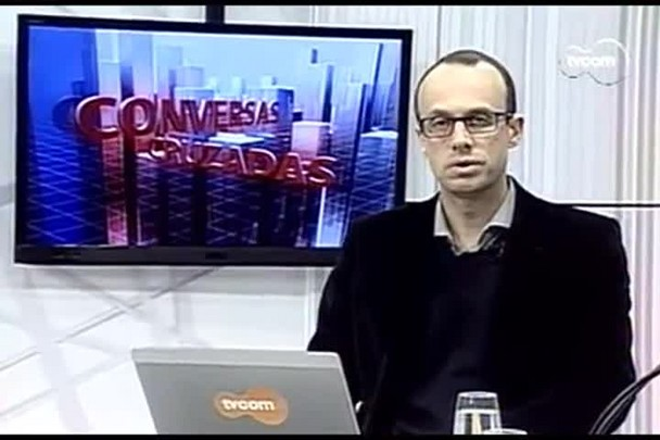 TVCOM Conversas Cruzadas. 3º Bloco. 19.08.16