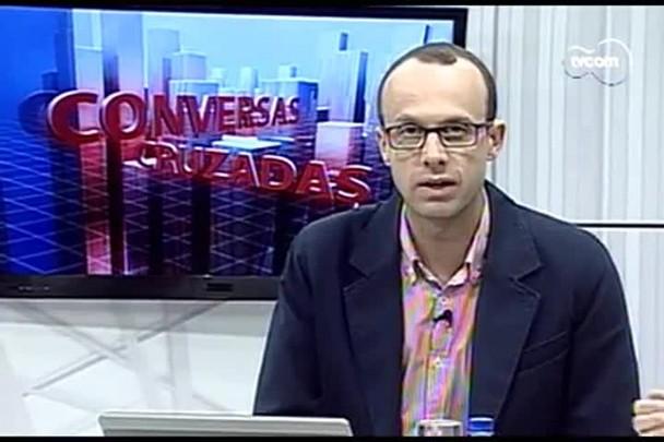 TVCOM Conversas Cruzadas. 3º Bloco. 09.09.16